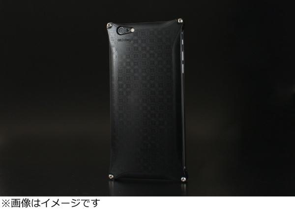 【送料無料】 GILDDESIGN iPhone 6s/6用 OKOSHI-KATAGAMI 七宝 ブラック 41424 GOK-240SB