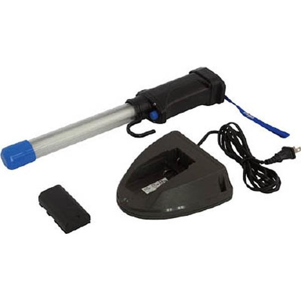 【送料無料】 嵯峨電機工業 充電式コードレスライト防雨型耐薬品性外筒仕様 LB6WE