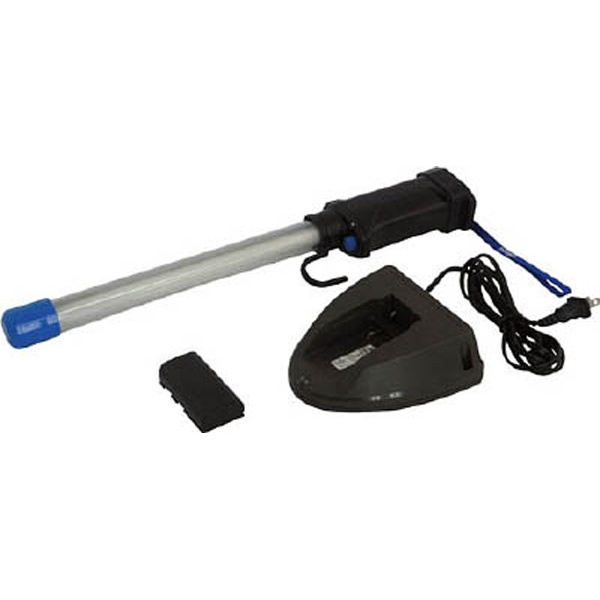 【送料無料】 嵯峨電機工業 充電式コードレスライト防雨型耐薬品性外筒仕様 LB8WE