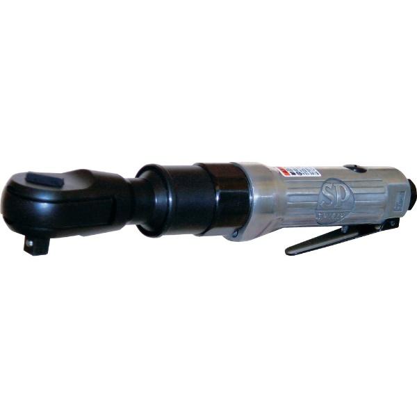 【送料無料】 エスピーエアー 首振りエアーラチェットレンチ9.5mm角 SP1133RH