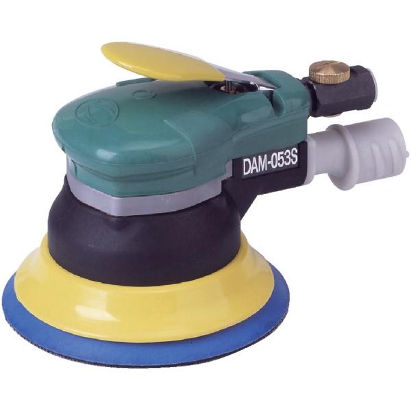 【送料無料】 空研 吸塵式デュアルアクションサンダー(マジック) DAM053SB