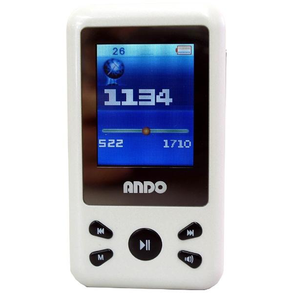 【送料無料】 ANDO FM/AM 携帯ラジオ RP12192DV