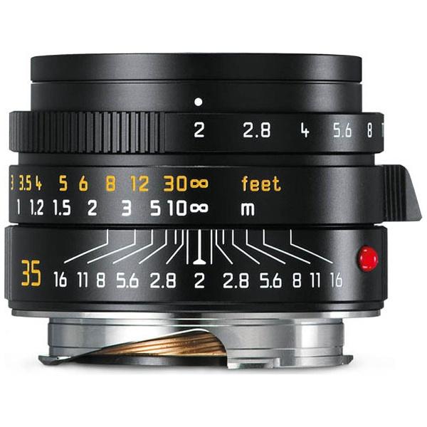 【送料無料】 ライカ カメラレンズ ズミクロン M f2/35mm ASPH.【ライカMマウント】(ブラック)