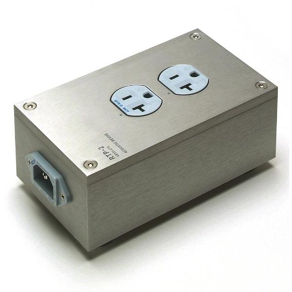 【送料無料】 ACOUSTIC REVIVE 電源ボックス(2個口) RTP-2 absolute