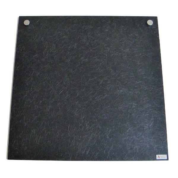 【送料無料】 アコースティック・アドバンス アコースティック・ミュートパネル(マグネットタイプ・4枚セット/ブラック) AMPMK