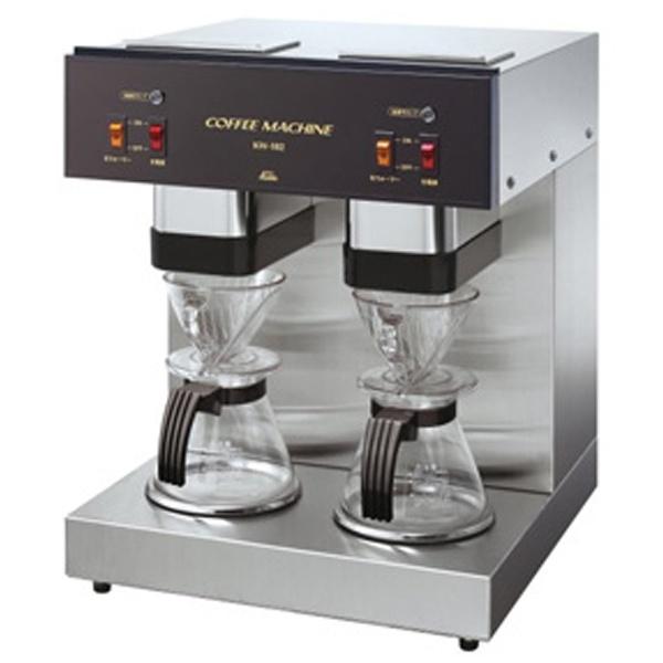 【送料無料】 カリタ KW-102 コーヒーメーカー[KW102]