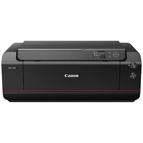 【送料無料】 キヤノン CANON A2カラーインクジェットプリンター[USB2.0/有線LAN/無線LAN/Wi-Fi・Mac/Win] imagePROGRAF PRO-1000