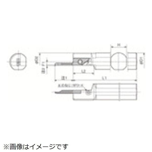 【送料無料】 京セラ 京セラ 内径加工用ホルダ S22K-SVNR12SN