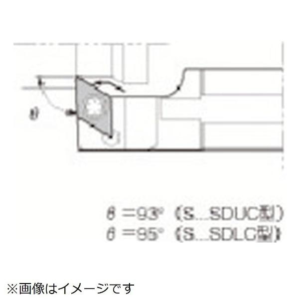 【送料無料】 京セラ 京セラ スモールツール用ホルダ S25K-SDUCL11