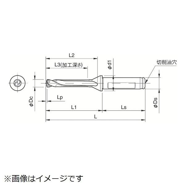 【送料無料】 京セラ 京セラ ドリル用ホルダ SF16-DRC120M-5