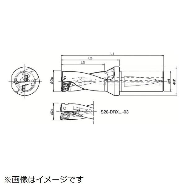 【送料無料】 京セラ 京セラ ドリル用ホルダ S32-DRX300M-2-09
