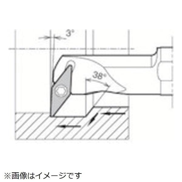 【送料無料】 京セラ 京セラ 内径加工用ホルダ S12M-SVUCR08-16A