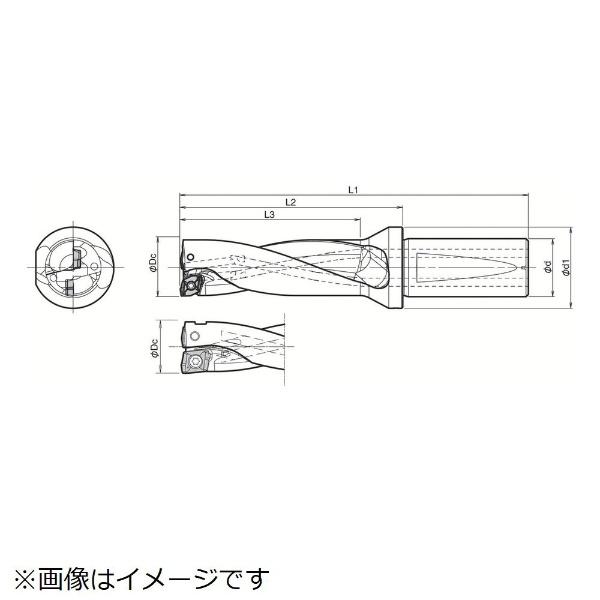 【送料無料】 京セラ 京セラ ドリル用ホルダ S25-DRX250M-3-07