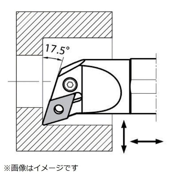 【送料無料】 京セラ 京セラ 内径加工用ホルダ S32S-PDQNR15-44