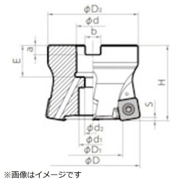 【送料無料】 京セラ 京セラ ミーリング用ホルダ MFH050R-10-4T-M