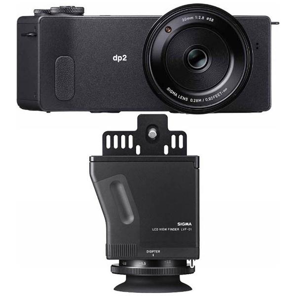 【送料無料】 シグマ dp2 コンパクトデジタルカメラ dp2 Quattro