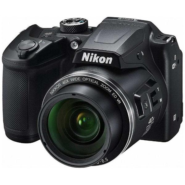 【送料無料】 ニコン コンパクトデジタルカメラ COOLPIX(クールピクス) B500(ブラック)