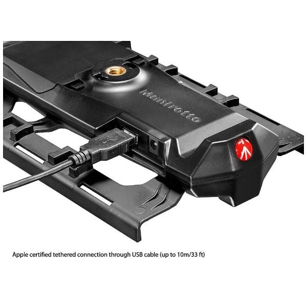 【送料無料】 マンフロット DIGITAL DIRECTOR iPad Mini 2、3 MVDDM14