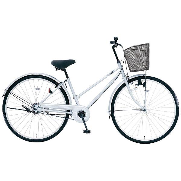 【送料無料】 アサヒサイクル 27型 自転車 シタエスト27(メタリックシルバー/シングルシフト) Y7BTG【組立商品につき返品不可】 【代金引換配送不可】【メーカー直送・代金引換不可・時間指定・返品不可】