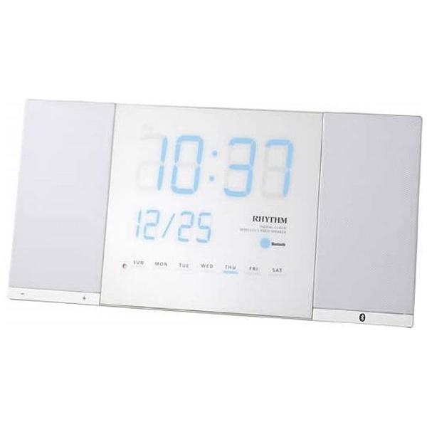【送料無料】 リズム時計 交流式掛け時計 「TOKIOTO(トキオト)」 8RDA71RH03