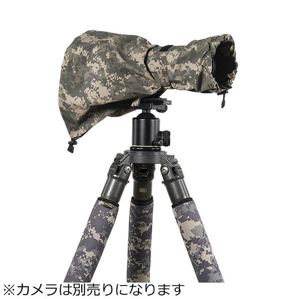 【送料無料】 レンズコート レインスリーブM (デジタルカモ)LCRSMDC