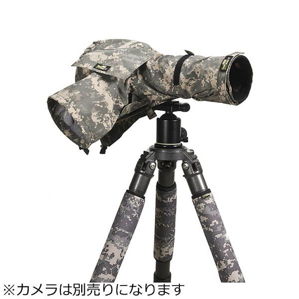 【送料無料】 レンズコート レインコートスタンダード (デジタルカモ)LCRCSDC