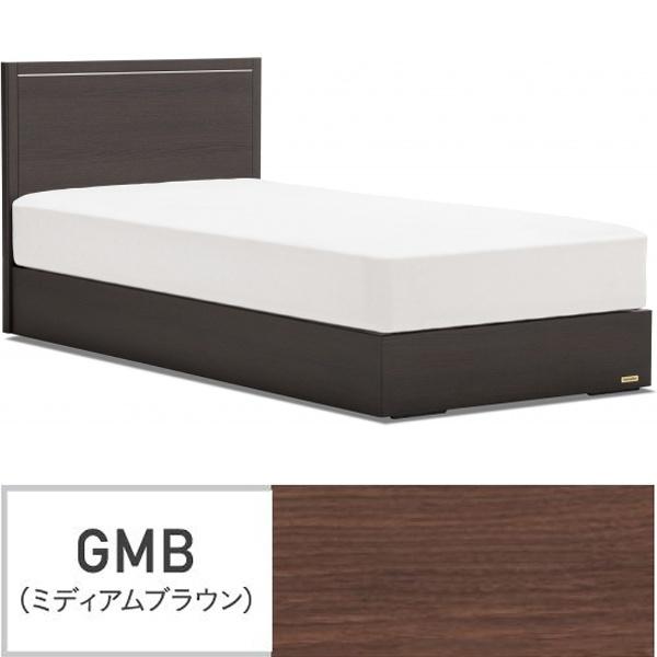 【送料無料】 フランスベッド 【フレーム】収納なし シングルクッション GR-01F-260SC(シングルサイズ/床板高さ26cm/ブラウン)【日本製】 【代金引換配送不可】