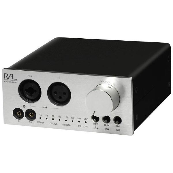 【送料無料】 ラトックシステム RATOC Systems 【ハイレゾ音源対応】ヘッドホンアンプ DAC付 RAL-DSDHA5[RALDSDHA5]