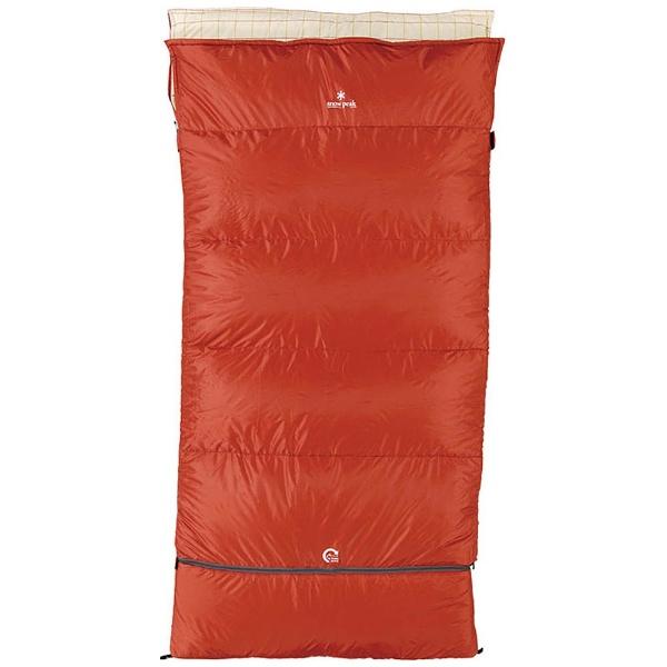【送料無料】 スノーピーク スリーピングギア 寝袋 セパレートシュラフ オフトンワイド LX BD-104