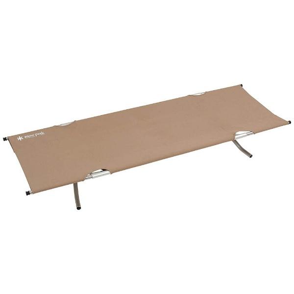 【送料無料】 スノーピーク スリーピングギア 簡易ベッド コット ハイテンション BD-030