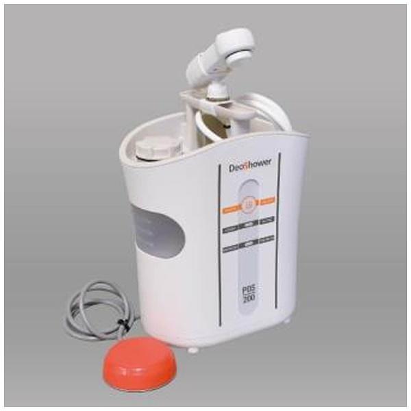 【送料無料】 柏崎ユーエステック 電解オゾン水生成器DeoShowerヘルスケア用 POS-200[POS200]