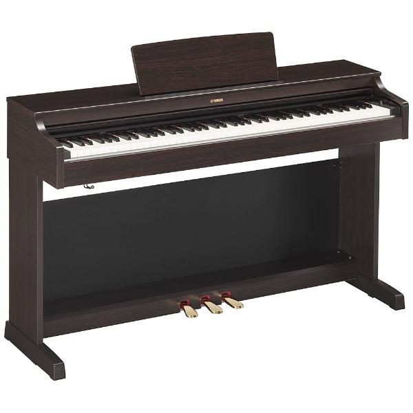 【標準設置費込み】 ヤマハ YAMAHA 【10%OFFクーポン 8/4 18:00 ~ 8/5 23:59】電子ピアノ YDP-163R ニューダークローズウッド調仕上げ [88鍵盤 /ARIUS(ヤマハ)][YDP163R]