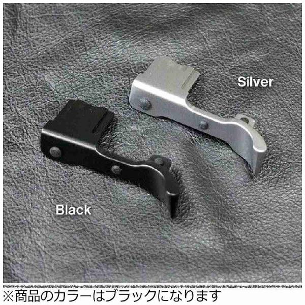 【送料無料】 マッチテクニカル フジフイルム X-E2/X-E1用 親指グリップ(ブラック)EP-9S[EP9SBLACK]