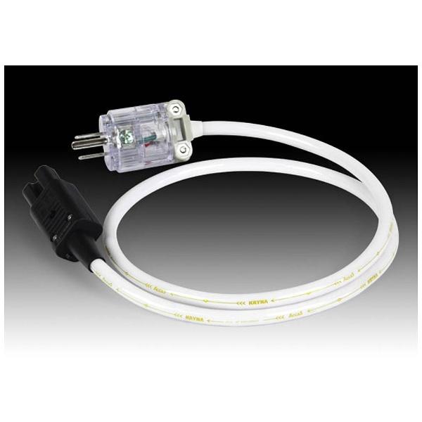 【送料無料】 KRYNA 電源ケーブル(プラグ付/2.5m) ACCA5-2.5-3P