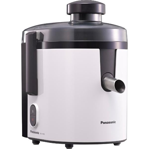 【送料無料】 パナソニック Panasonic 高速ジューサー (500mL) MJ-H200-W ホワイト[MJH200]