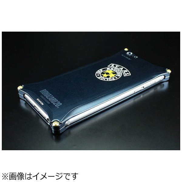 【送料無料】 GILDDESIGN iPhone 6s/6用 BIOHAZARD 20th Anniversary Edition Solid S.T.A.R.S. GI-BIO-05