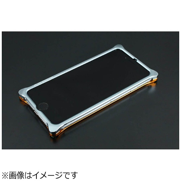 【送料無料】 GILDDESIGN iPhone 6s/6用 Solid Bumper EVANGELION EVANGELION PROTO TYPE-00 MODEL 41695 GIEV-242ZERO