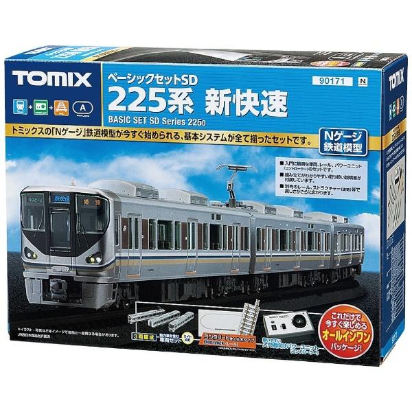 【送料無料】 TOMIX 【Nゲージ】90171 ベーシックセットSD 225系新快速