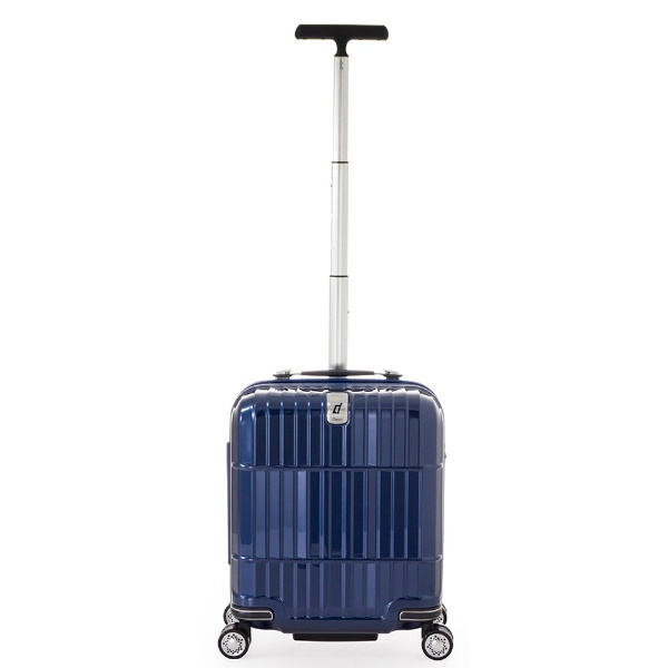 【送料無料】 A.L.I スーツケース departure HD50414 ネイビー 【メーカー直送・代金引換不可・時間指定・返品不可】