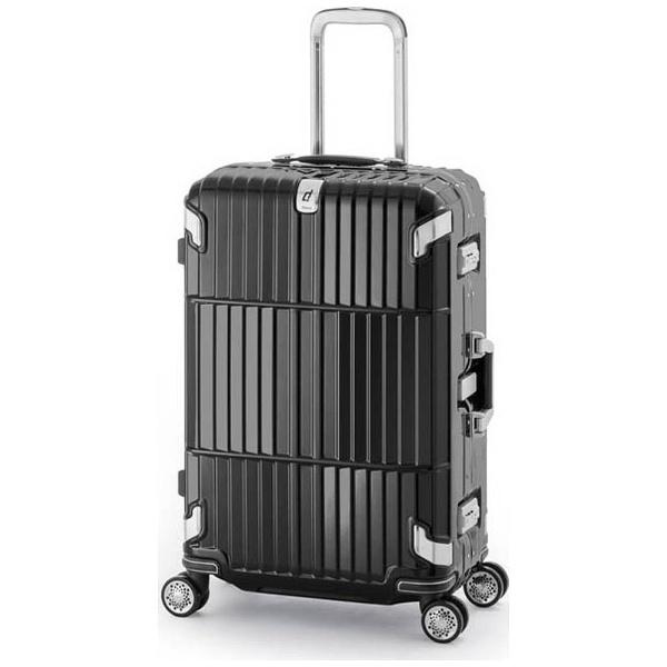 【送料無料】 A.L.I アジア・ラゲージ TSAロック搭載スーツケース departure(80L) HD-505-29 シャインニングブラック 【メーカー直送・代金引換不可・時間指定・返品不可】