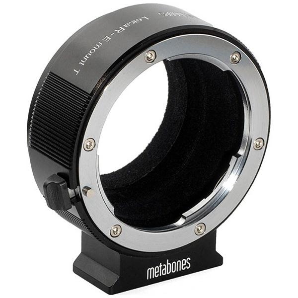 【送料無料】 METABONES METABONES製 SONY Eマウント用 ライカR レンズアダプター Tモデル MB_LR-E-BT2[MB_LREBT2]