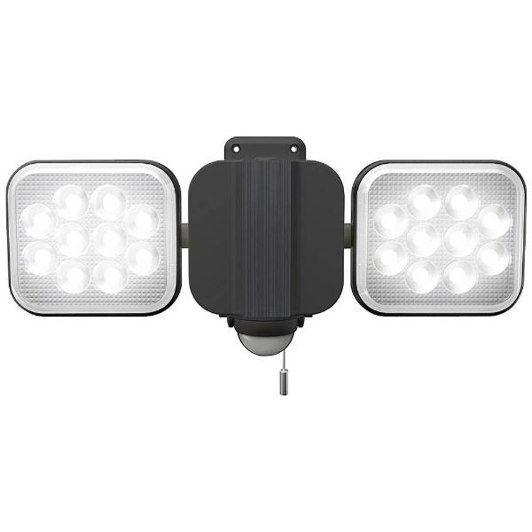 【送料無料】 ライテックス 12W×2灯フリーアーム式LEDセンサーライト