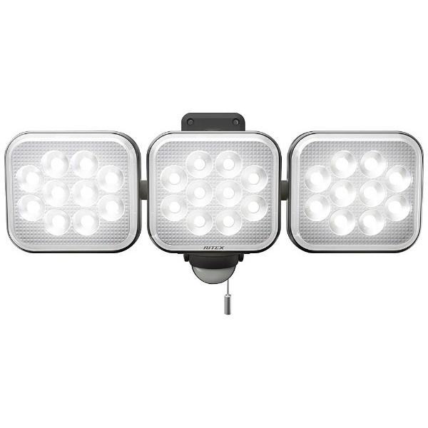 【送料無料】 ライテックス 12W×3灯フリーアーム式LEDセンサーライト