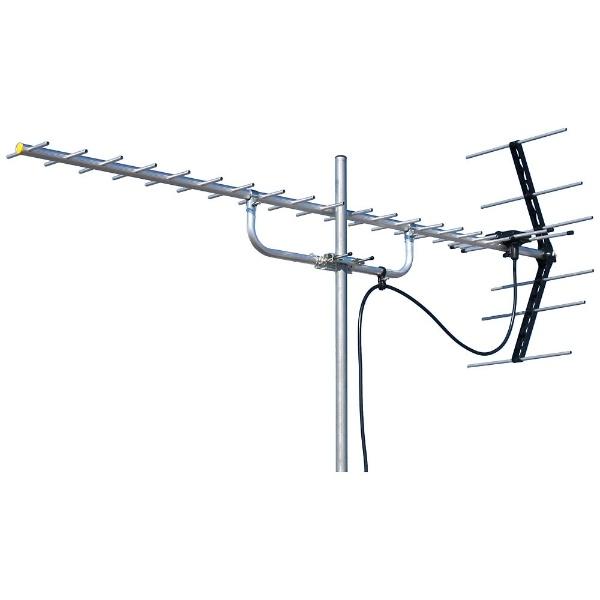 マスプロアンテナ 家庭用UHFアンテナ 20素子 U206