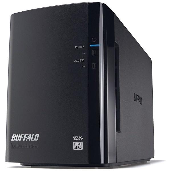 【送料無料】 BUFFALO バッファロー 外付けハードディスク[USB3.0/8TB] RAID1対応 HD-WHU3/R1Cシリーズ HD-WH8TU3/R1-C
