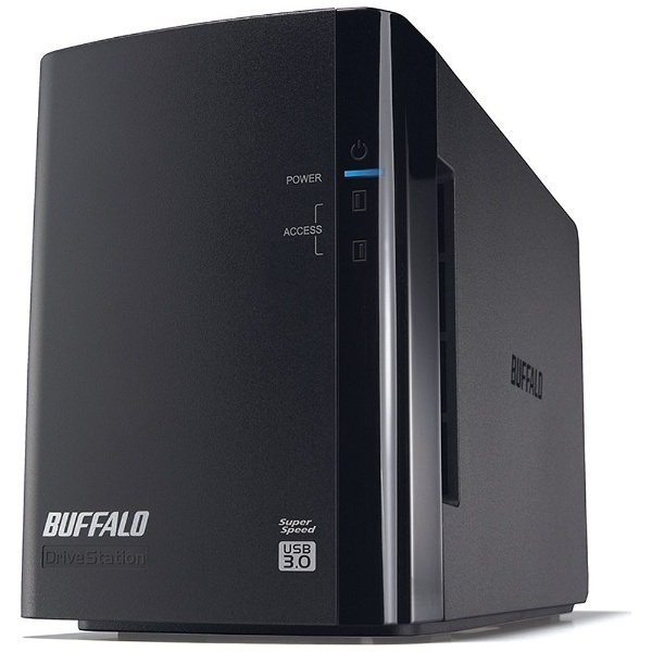 【送料無料】 BUFFALO バッファロー HD-WH12TU3/R1-C 外付けHDD DriveStation Pro HD-WHU3/R1-Cシリーズ [据え置き型 /12TB]