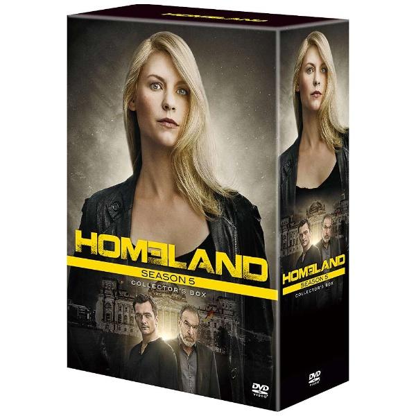 【送料無料】 20世紀フォックス HOMELAND/ホームランド シーズン5 DVDコレクターズBOX 【DVD】