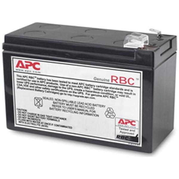 【送料無料】 シュナイダーエレクトリック Schneider Electric 交換バッテリキット[BR400G-JP/BR550G-JP/BE550G-JP専用] APCRBC122J