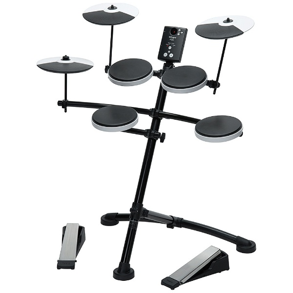 【送料無料】 ローランド 電子ドラム V-Drums TD-1K[TD1K]