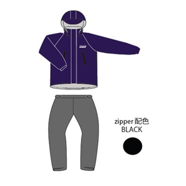 【送料無料】 コールマン メンズ レインスーツ(XLサイズ/ネイビー) 2000027991